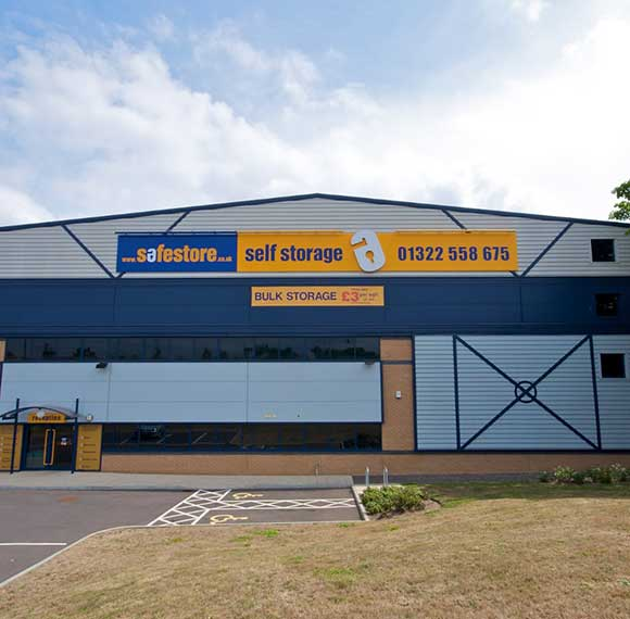 Safestore Self Storage in Thurrock