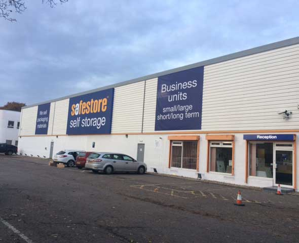 bc299c83cb Self Storage in Chiswick | 50% off for 8 weeks at Safestore