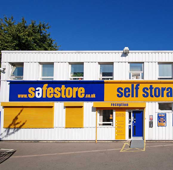 Safestore Self Storage in Maidstone