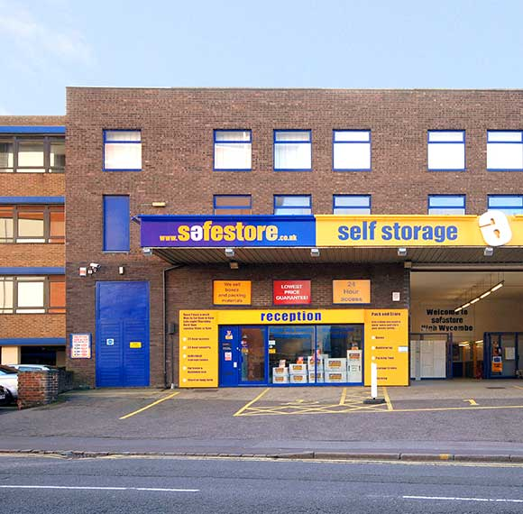 Safestore Self Storage in Beaconsfield