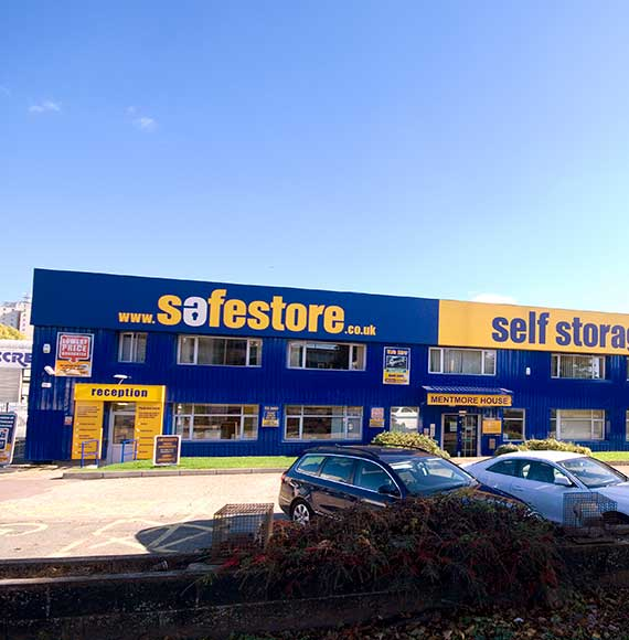 Safestore Self Storage in Sidcup