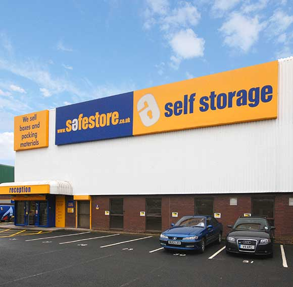 Safestore Self Storage in Walsall