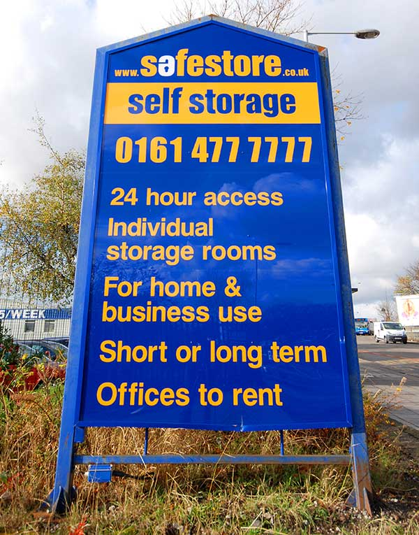 Safestore Self Storage in Bredbury