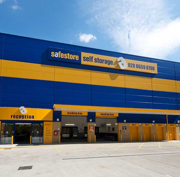 Safestore Self Storage in Beckenham