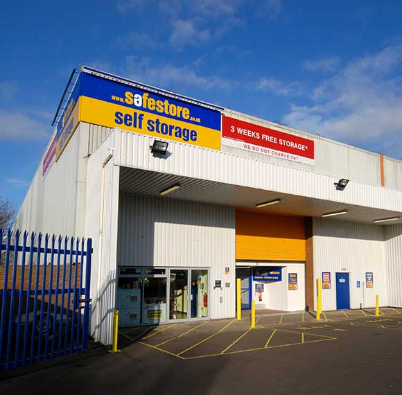 Safestore Self Storage in Sighthill