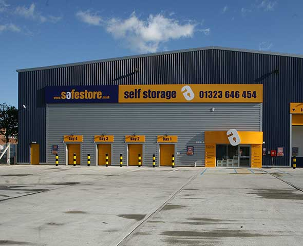 Safestore Self Storage in Bexhill