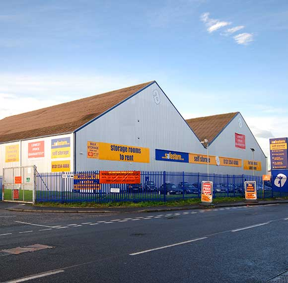 Safestore Self Storage in Granton