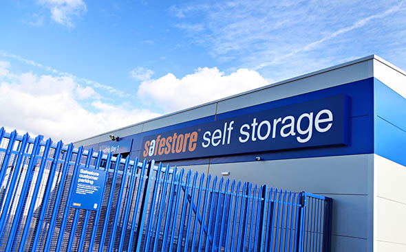 Safestore Self Storage in Sale