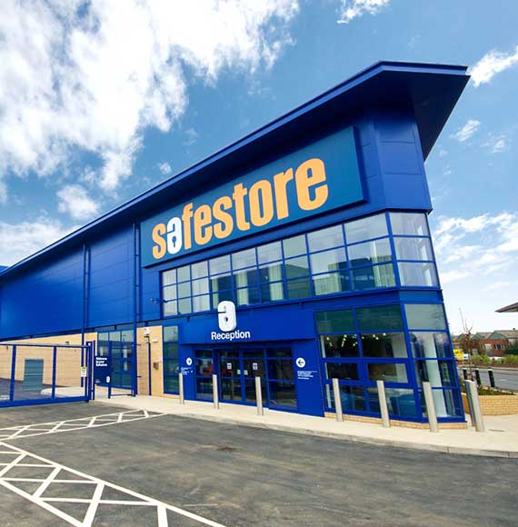 Safestore Self Storage in Chertsey