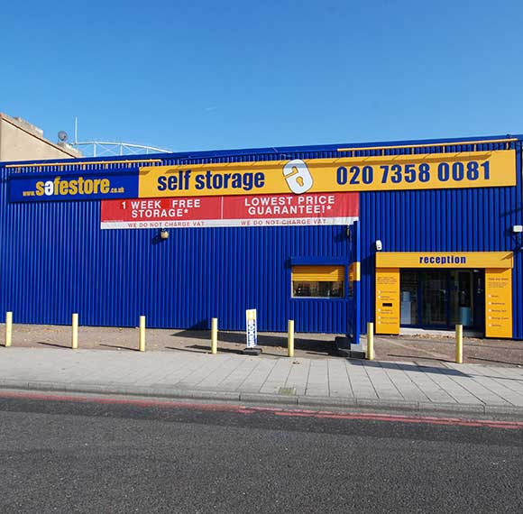 Safestore Self Storage in St Johns