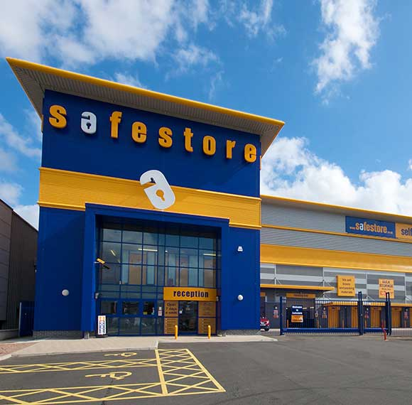 Safestore Self Storage in Newport