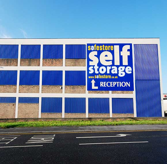 Safestore Self Storage in Dewsbury