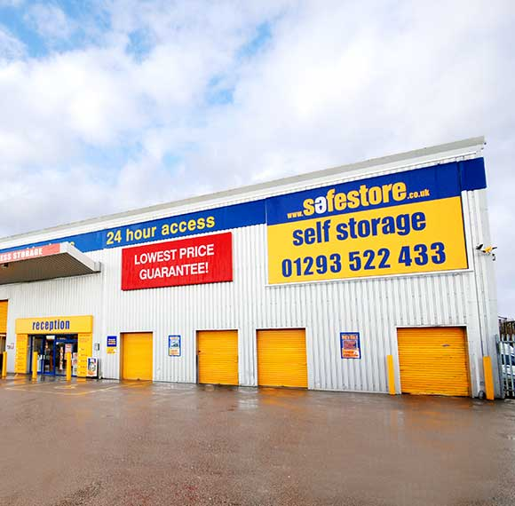 Safestore Self Storage in Gravesend