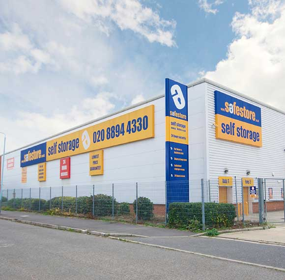 Safestore Self Storage in Surbiton