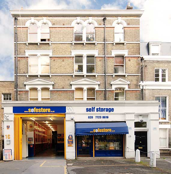 Safestore Self Storage in Bayswater