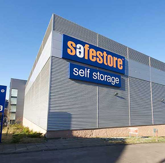 Safestore Self Storage in Bearsden