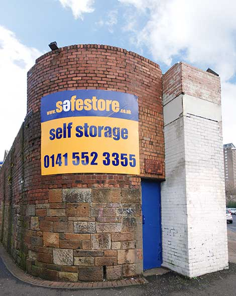 Safestore Self Storage in Springburn