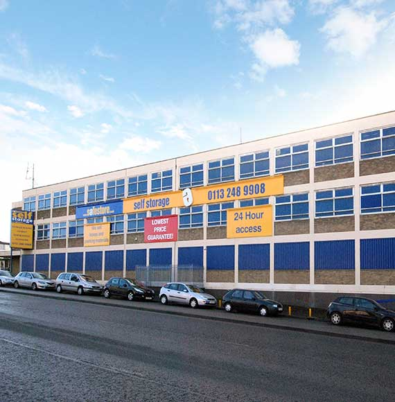 Safestore Self Storage in Barnsley