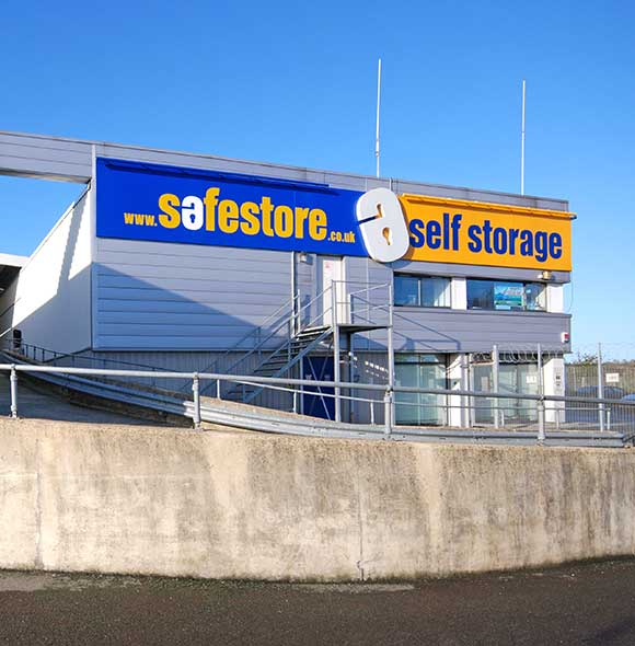 Safestore Self Storage in Pangbourne