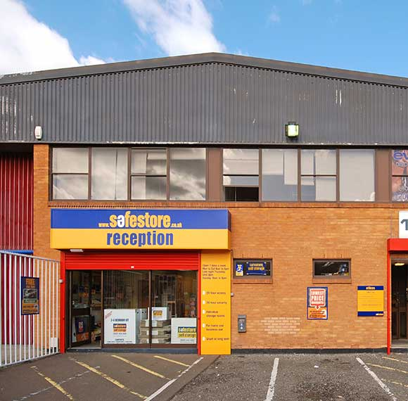 Safestore Self Storage in Morden