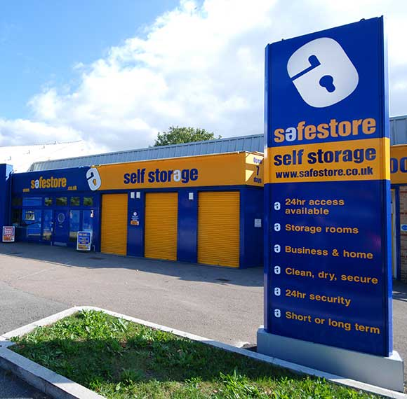 Safestore Self Storage in Hornsey
