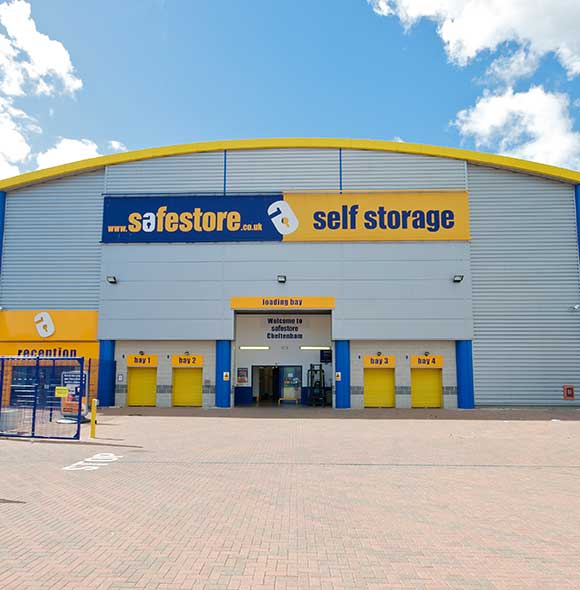 Safestore Self Storage in Tewkesbury