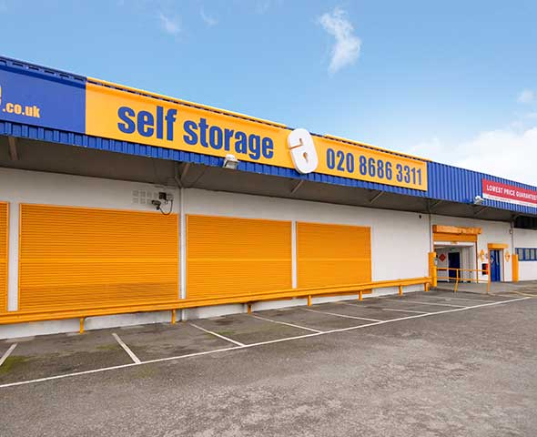 Safestore Self Storage in Coulsdon