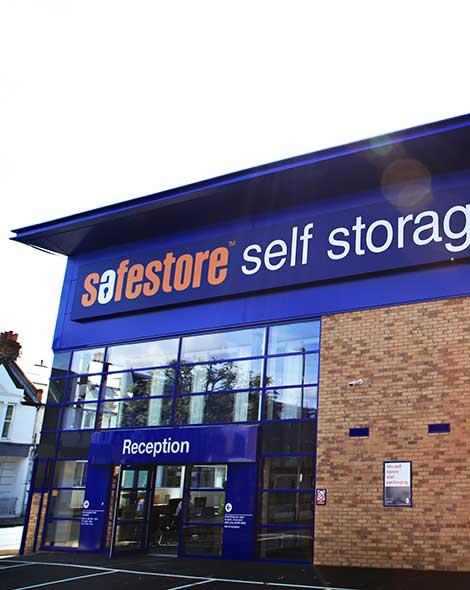 Safestore Self Storage in Earlsfield