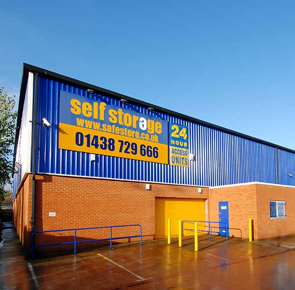 Safestore Self Storage in Hertford