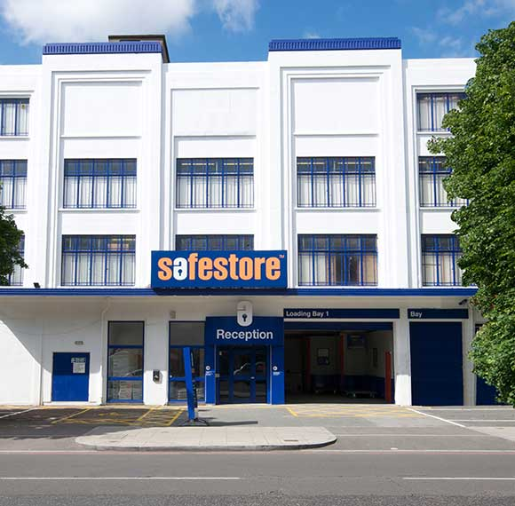 Safestore Self Storage in Kentish Town