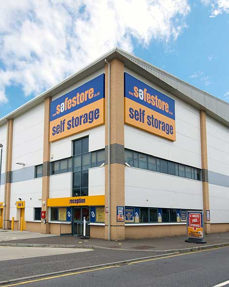 Safestore Self Storage in Hounslow