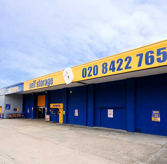 Safestore Self Storage in Greenford