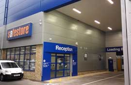 Self Storage Acton 50 Off For 8 Weeks At Safestore