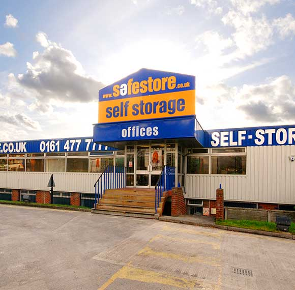 Safestore Self Storage in Didsbury