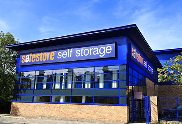 Safestore Self Storage in Balham