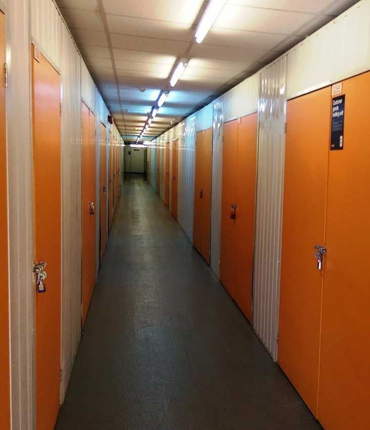 Safestore Self Storage in Newton Abbot