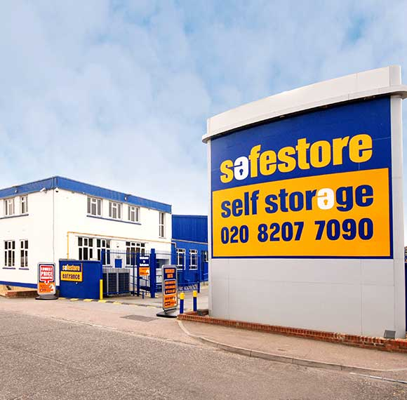Safestore Self Storage in Potters Bar