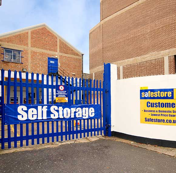 Safestore Self Storage in Brompton