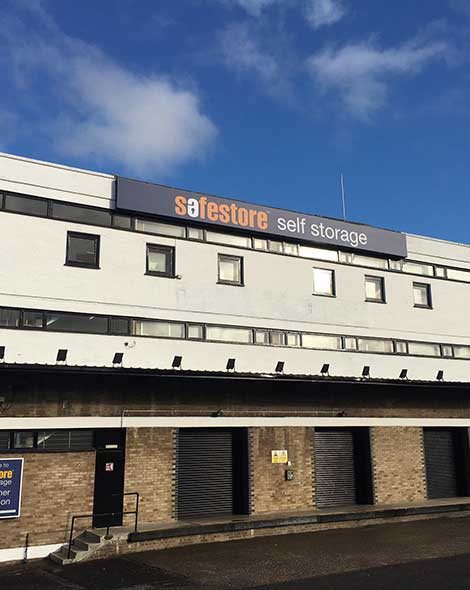 Safestore Self Storage in Dorset