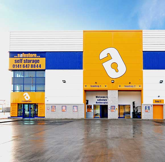 Safestore Self Storage in Dalmarnock