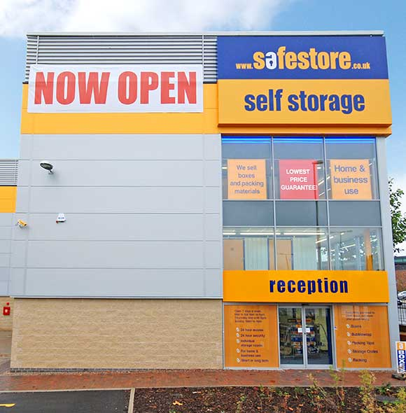 Safestore Self Storage in Market Harborough
