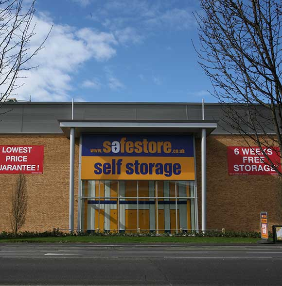 Safestore Self Storage in Maidenhead
