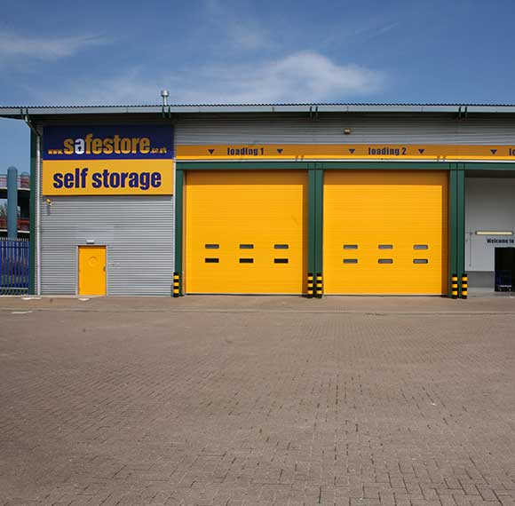 Safestore Self Storage in Durham