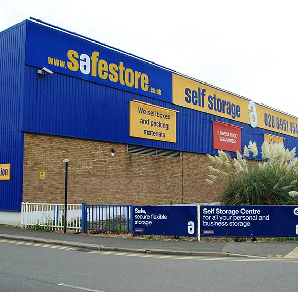Safestore Self Storage in Hatch End