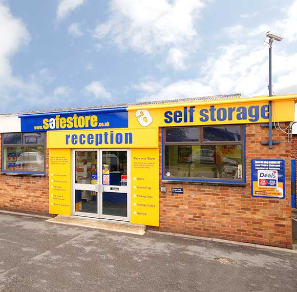 Safestore Self Storage in Bletchley