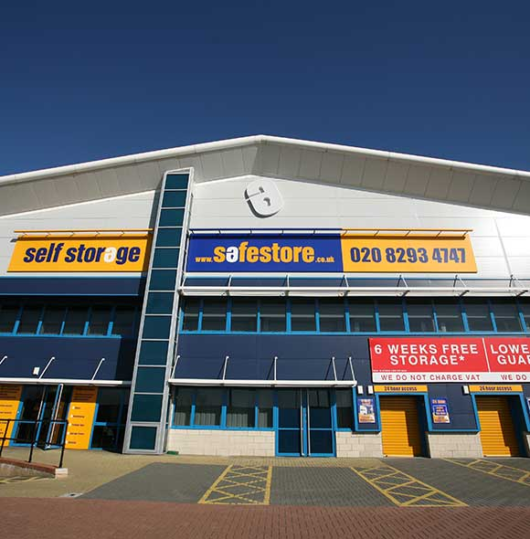 Safestore Self Storage in Greenwich