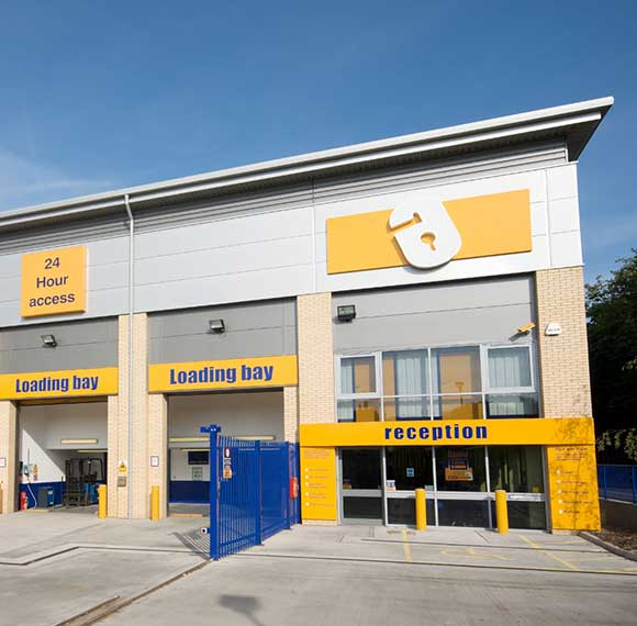 Safestore Self Storage in Streatham