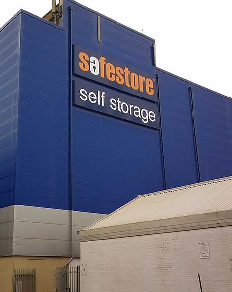 Safestore Self Storage in Ealing