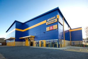 Safestore Self Storage in Southend