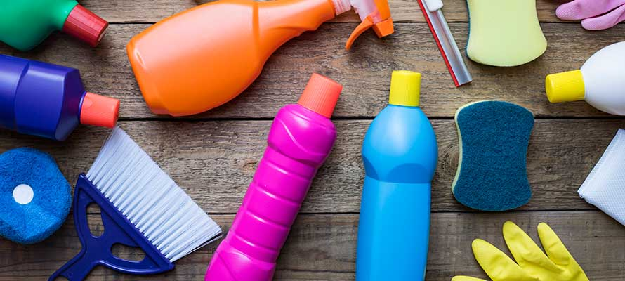 How to get ahead with spring cleaning